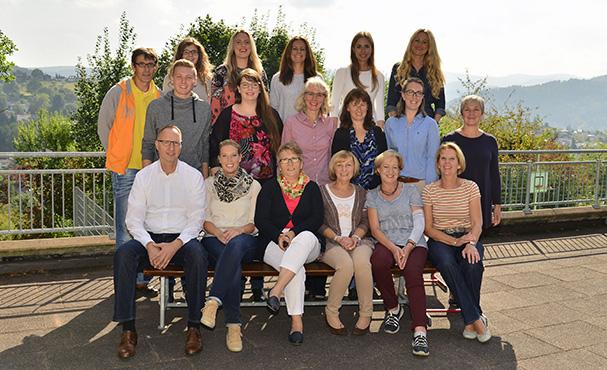 Unsere Lehrerinnen und Lehrer an der Grundschule
