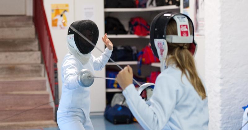 Wettbewerbe - auch im Sport