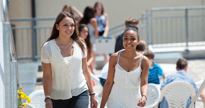 Eine exzellente Schulbildung öffnet jungen Menschen alle Türen.