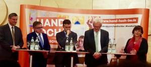 Podiumsdiskussion Stuttgart AGFS