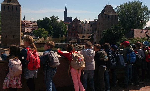 Paeda-Grundschule_Ausfluege_Besuch-in-Strasbourg