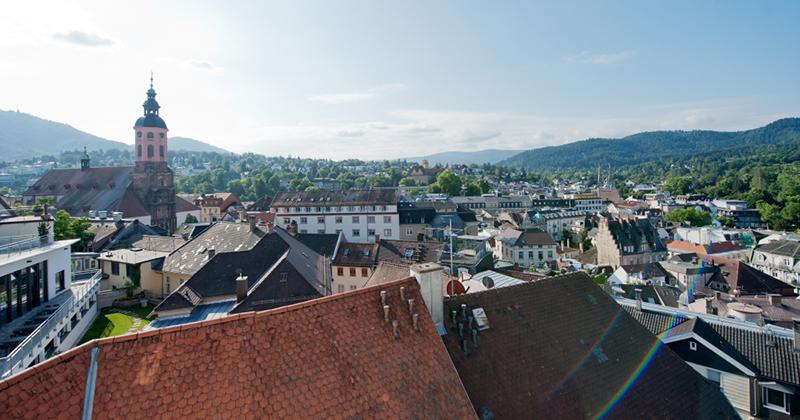 Die Bäder- und Kulturstadt Baden-Baden gilt zu Recht als einer der schönsten Orte Deutschlands.