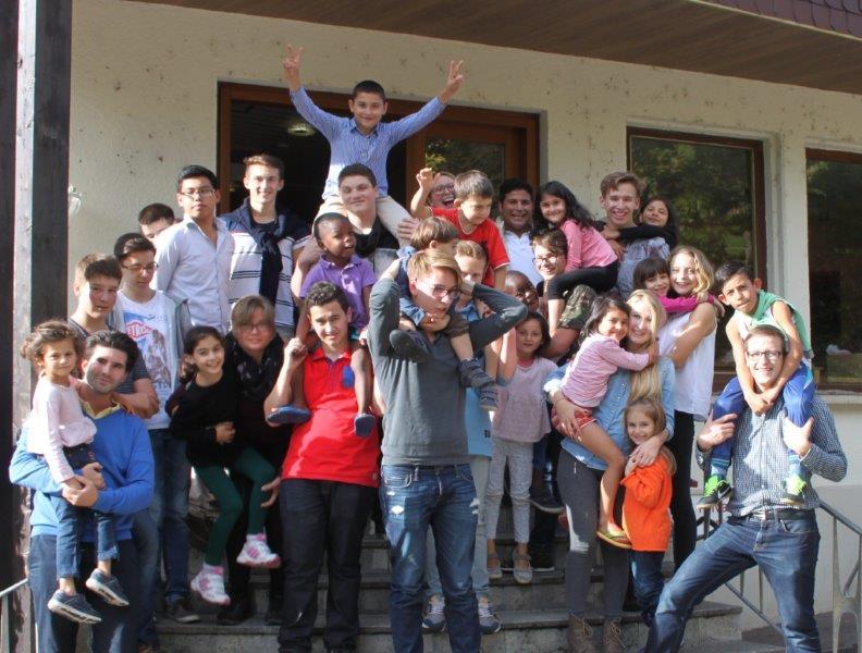 Persönlichkeitsentwicklung_Besuch im Flüchtlingsheim (3)