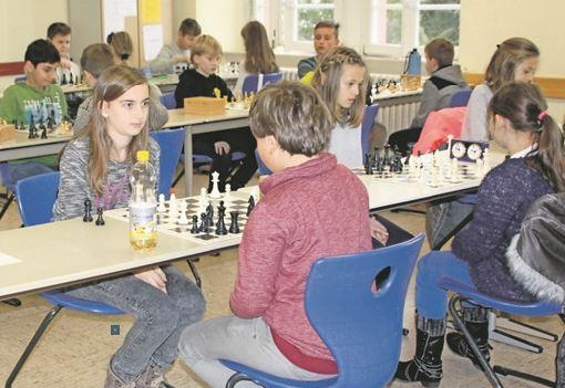 Schach-Turnier
