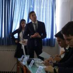 Debate (Picture from MUN Athen 2016)