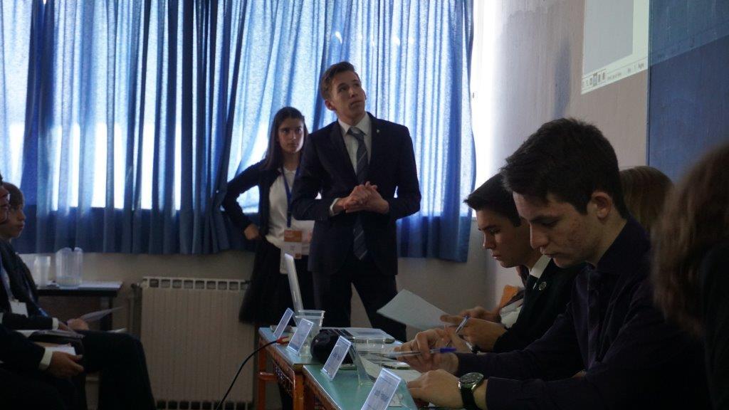 Diskussion im Ausschuss