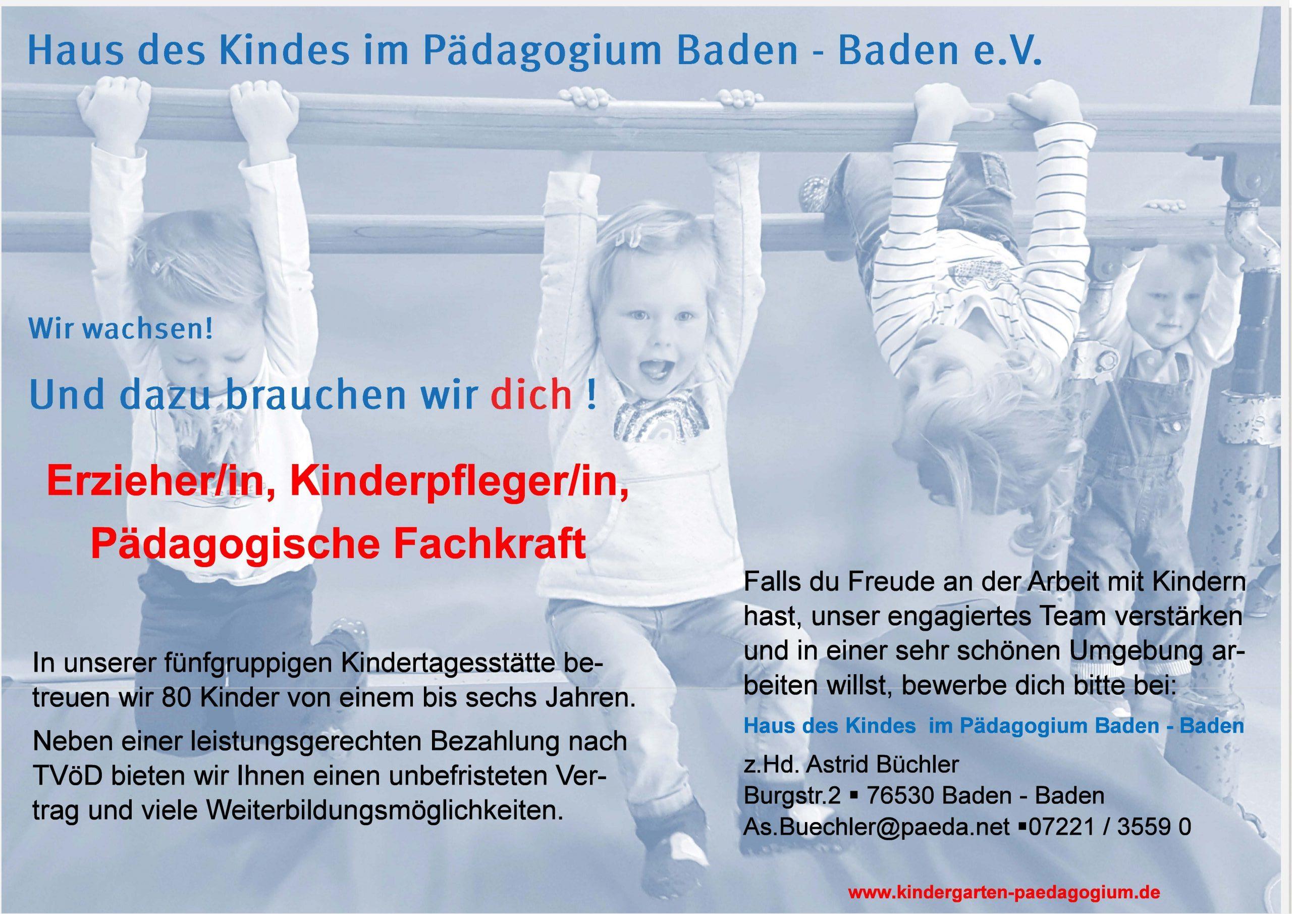 Stellenangebote Baden-Baden